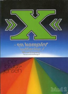 Bild på »X« : en komplet indføring i Martinus Kosmologi, 2 av 4